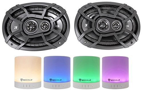 6X9 Speakers With Led Lights in US - 8