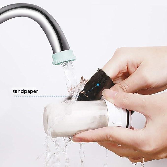 Filtros para grifo Purificador del Agua Grifo, purificación casera ...