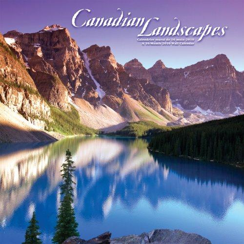 CANADIAN LANDSCAPES 2010 Wall Calendar