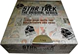 Rittenhouse 2014 Star Trek TOS Portfolio Prints Factory Sealed Trading Card Box