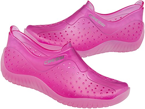 Made in Italy Cressi Water Shoes Clear