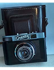 Smena 5 35mm USSR Soviet Russian film Camera …