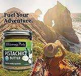 Wilderness Poets, Raw Pistachio Butter