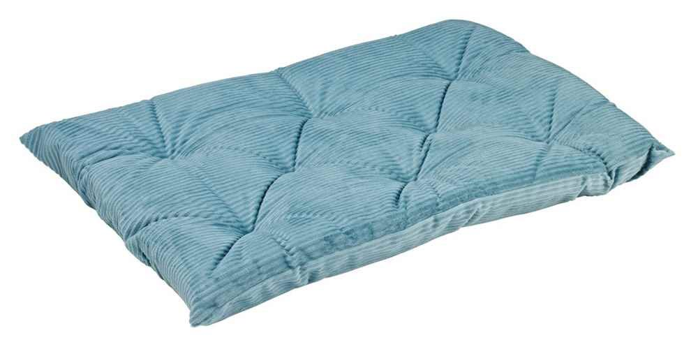 Bowsers Tufted Cushion, X-Large, bluee Bayou