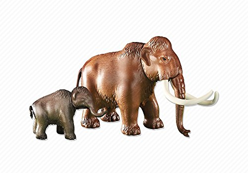 Price comparison product image Playmobil Add-On Series - Mammoth with Calf
