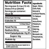 SodaStream Ginger Ale, 440ml 4-Pack