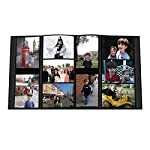 "Pioneer Sewn Embossed Collage Frame 5-Up Photo Album 12""X12"" -Family"