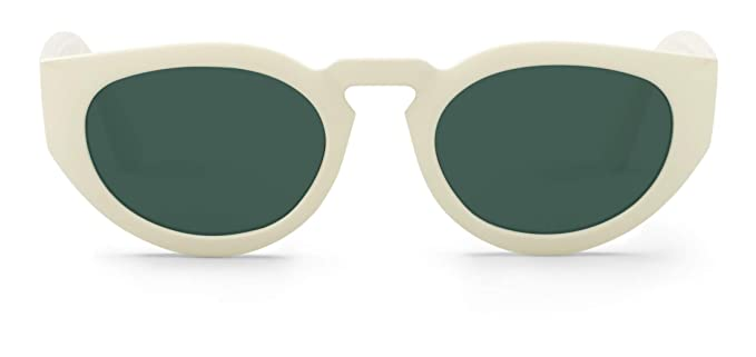 Mr Boho PSIRI, Gafas de sol Unisex, Cream/Classical Lenses 48: Amazon.es: Ropa y accesorios