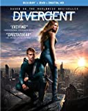 Divergent [2-Disc Blu-ray + DVD + Digital HD download] by Lionsgate Home Entertainment