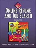 img - for Online Resume and Job Search: 10-Hour Series (10 Hour (South-Western)) by Karl Barksdale (1999-11-16) book / textbook / text book