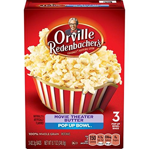 zero calorie popcorn - 1