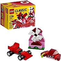 Caixa de Criatividade Lego Colour Box Vermelha