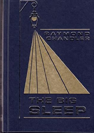 book cover of The Big Sleep