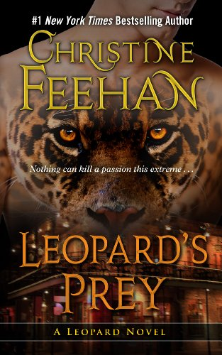book cover of Leopard\'s Prey