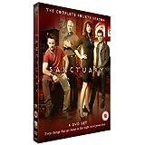 Sanctuary - Season 4 [DVD] by Amanda Tapping