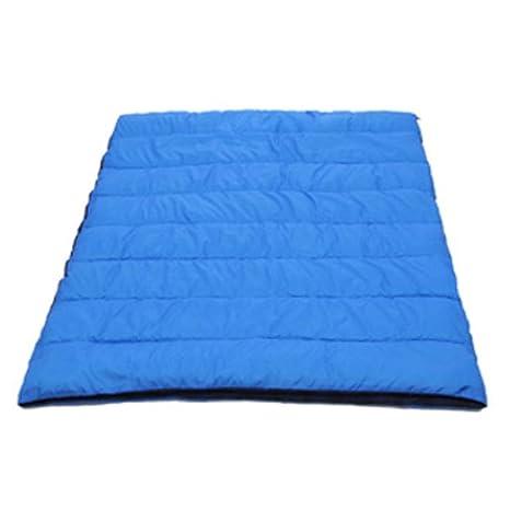 Sixminyo Pareja Saco de Dormir Doble Campamento al Aire ...