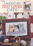 img - for America's Best-Loved Cats: 13 Designs, Cross Stitch book / textbook / text book