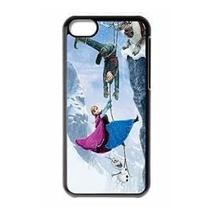 LJF phone case iphone 4/4s Phone Case Frozen F5B7628