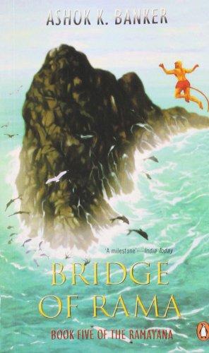 book cover of Bridge of Rama