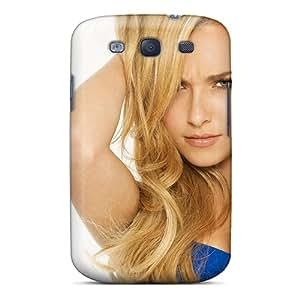 Defender Case For Galaxy S3, Hayden Panettiere Celebrity Pattern