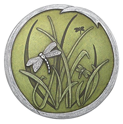 Danforth - Dragonfly Purse Mirror (Green)