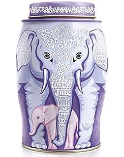e2443ca5f Williamson Mother Love Elephant with 40 Earl Grey Teabags Tea Caddy Tin
