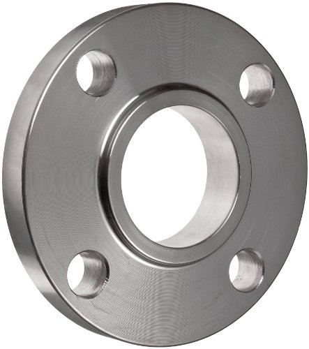 (Stainless Steel 304/304L Pipe Fitting, Flange, Slip-On, Class 150, 6