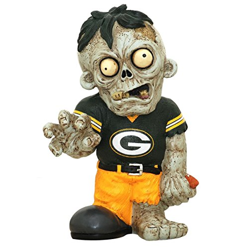 Green Bay Packers Resin Zombie Figurine from FOCO