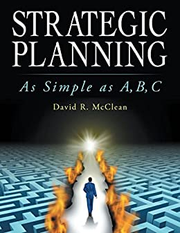 Strategic Planning As Simple ebook product image