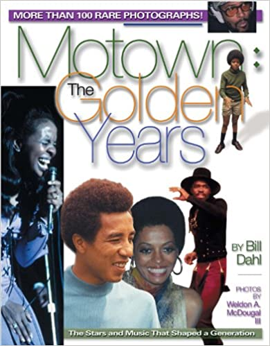 Motown: The Golden Years: More than 100 rare photographs
