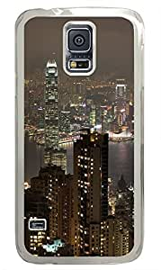 Samsung Note S5 CaseView From Victoria Peak PC Custom Samsung Note S5 Case Cover Transparent