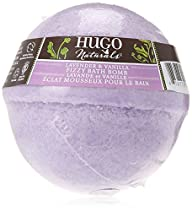 Hugo Naturals Fizzy Bath Bomb, Lavender and Vanilla, 6-Ounce