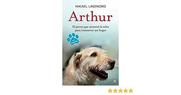 Arthur : el perro que atravesó la jungla para encontrar un hogar: Mikael Lindnord: 9788490609798: Amazon.com: Books