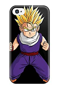 New Style High Quality Kid Gohan Tpu Case For Iphone 4/4s 6555835K81505222