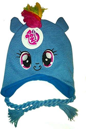 Luna Costume My Little Pony (My Little Pony ~ Rainbow Dash Mohawk ~ Knit Hat)