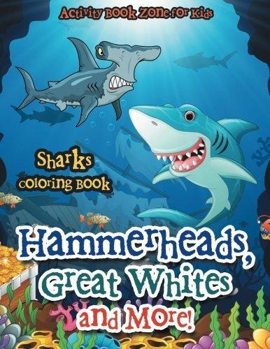 hammerhead shark kids books - 2