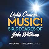 Lights! Camera! Music! Six Decades Of John Williams