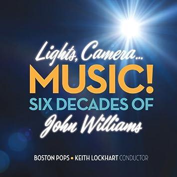 amazon lights camera music six decades of john williams boston