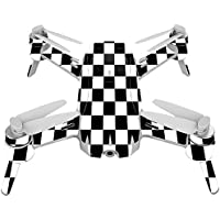 Skin For Yuneec Breeze 4K Drone – Check | MightySkins Protective, Durable, and Unique Vinyl Decal wrap cover | Easy To Apply, Remove, and Change Styles | Made in the USA