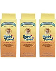 Happi Tummi Herbal Refill Pack - Relief for Infants and Babies with Colic, Gas, and Upset Tummies (3 Pack)