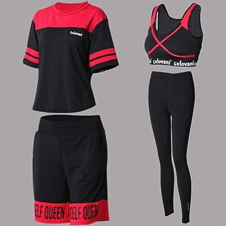 Ropa de yoga para mujeres, ropa de secado rápido, ropa ...