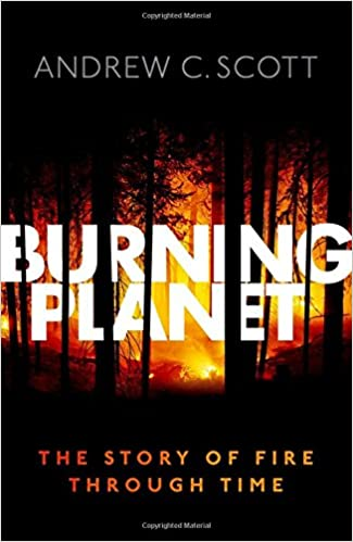 4abf0d90a46 Burning Planet  The Story of Fire Through Time  Andrew C. Scott   9780198734840  Amazon.com  Books