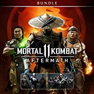 Mortal Kombat 11: Aftermath + Kombat Pack Bundle - PS4 [Digital Code]