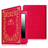 Fintie Folio Case for Kindle 7th Gen - Slim Fit Protective Leather Cover for Amazon Kindle 6