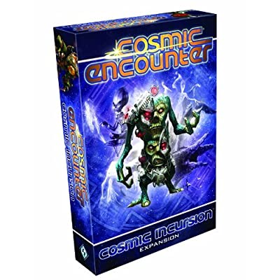 Cosmic Encounter: Cosmic Incursion Expansion: Fantasy Flight Publishing, Inc.: Toys & Games