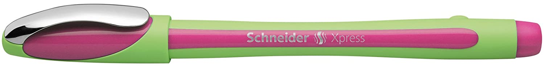 Schneider Xpress Fineliner 0.8mm Porous Point Pen Pink 190009 Box of 10