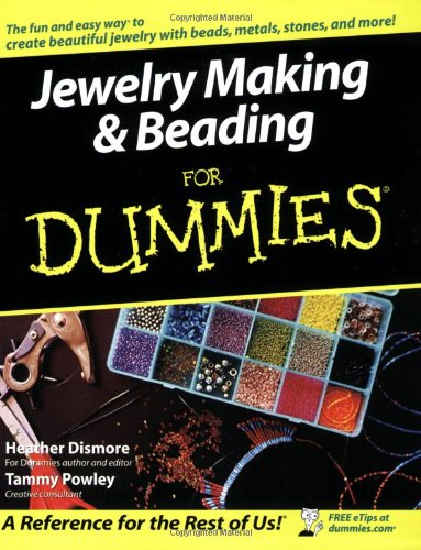 Jewelry Making & Beading For Dummies by Brand: For Dummies