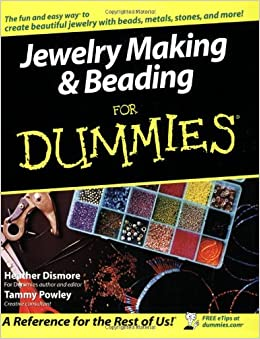 jewelry making and beading for dummies pdf