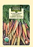 Search : Seeds of Change 06993 Certified Organic Colorful Carrot Mix