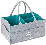Junalea Baby Diaper Caddy Organizer - Nursery
